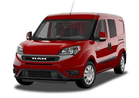 New Ram ProMaster City Wagon in