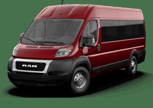ProMaster Cargo Van 3500 Window Van High Roof 159WB EXT