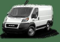 New RAM ProMaster Cargo Van at Paw Paw