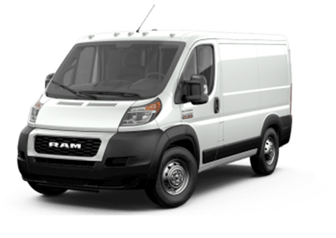 New Ram ProMaster Cargo Van in Raleigh