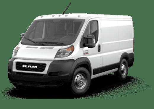 New Ram ProMaster Cargo Van near Paw Paw