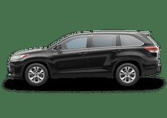 New Toyota Highlander at Decatur