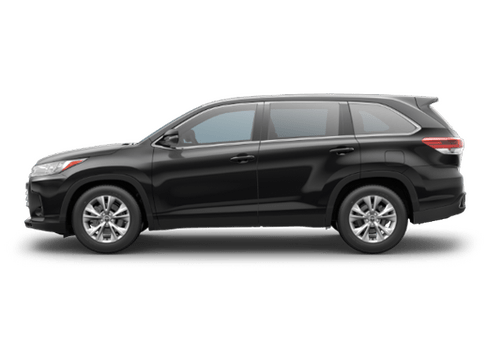 New Toyota Highlander in Harlingen