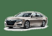 New Honda Accord at Miami