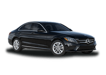 New Mercedes-Benz C-Class at Bellingham