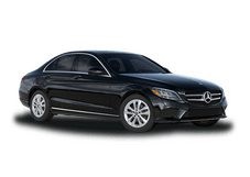 New Mercedes-Benz C-Class at San Juan