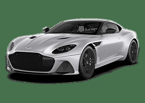 New Aston Martin DBS in Dallas