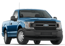 New Ford F-150 at Green Bay