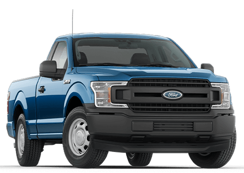New Ford F-150 in Weslaco