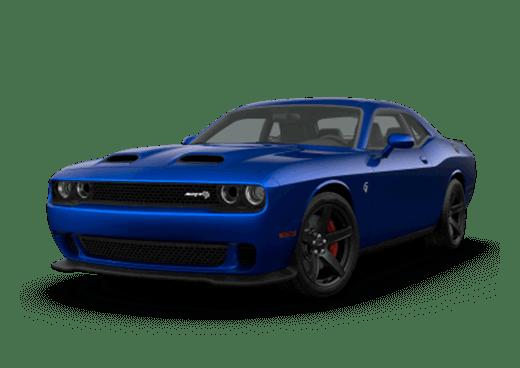 Challenger SRT Hellcat RWD