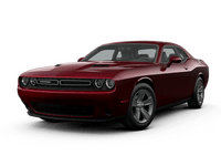 New Dodge Challenger at Paw Paw