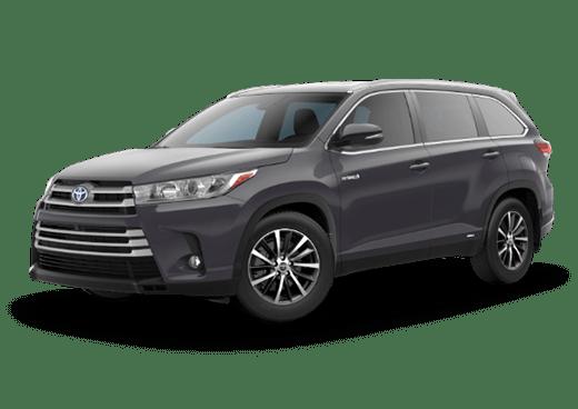 2019 Highlander Hybrid Hybrid XLE AWD