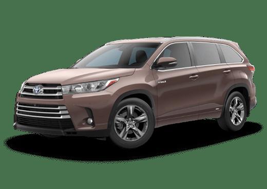 2019 Highlander Hybrid Hybrid Limited Platinum AWD