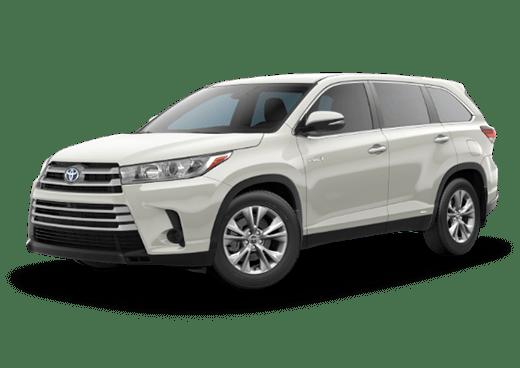 2019 Highlander Hybrid Hybrid LE