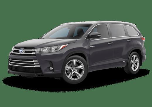 2019 Highlander Hybrid Hybrid Limited AWD