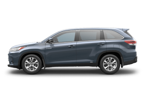 New Toyota Highlander Hybrid in Calgary