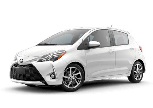 Yaris Liftback 5-Door SE 4-Speed Automatic