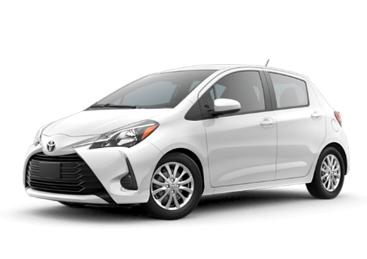 Yaris Liftback 5-Door LE 4-Speed Automatic