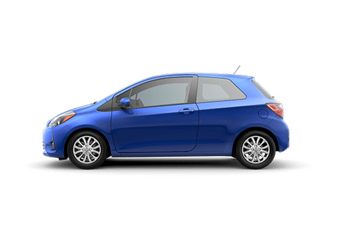 New Toyota Yaris Liftback at Oroville