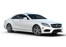 New Mercedes-Benz CLS at Morristown