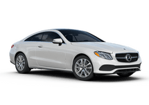 New Mercedes-Benz E-Class at Wilmington