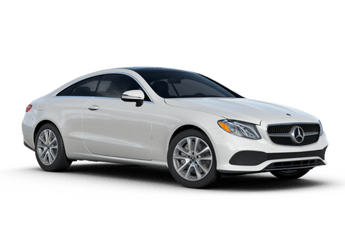 New Mercedes-Benz E-Class in Washington