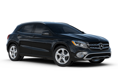 New MERCEDES-BENZ GLA-CLASS in San Jose