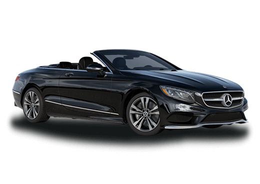 2019 S-Class S 560 Cabriolet