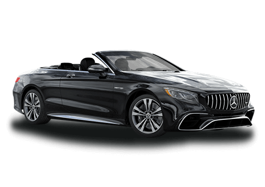 2019 S-Class AMG S 63 Cabriolet