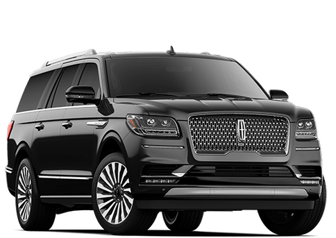 New Lincoln Navigator L in Paris