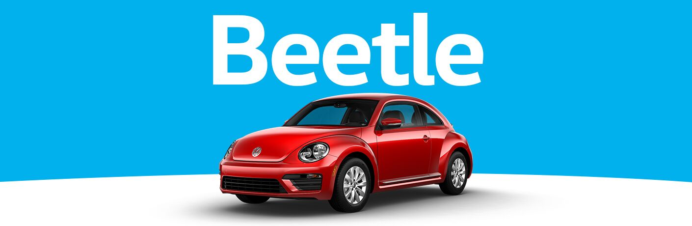 New Volkswagen Beetle Everett, WA