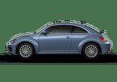 New Volkswagen Beetle at Bakersfield