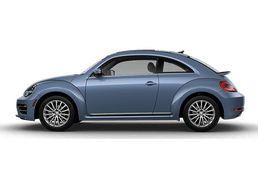 New Volkswagen Beetle at Pompton Plains