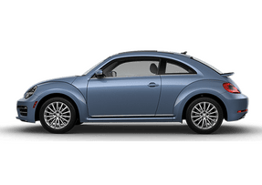 New Volkswagen Beetle at Sheboygan
