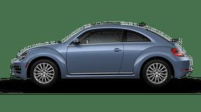 New Volkswagen Beetle at Chattanooga