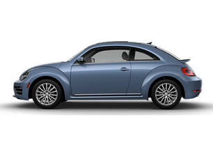 New Volkswagen Beetle near  Woodbridge