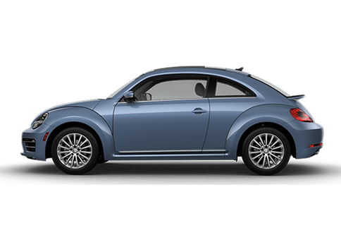 New Volkswagen Beetle in
