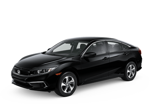 New Honda Civic Sedan in Meridian