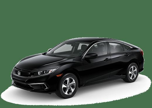 New Honda Civic Sedan near Chattanooga
