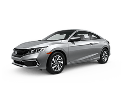 Nuevo Honda Civic Coupe a San Juan