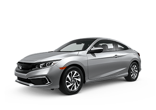 New Honda Civic Coupe near Chattanooga