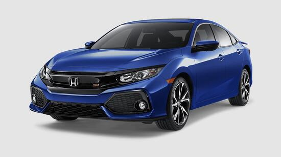 Civic Si Sedan 6-Speed Manual