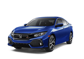 New Honda Civic Si Sedan at Chattanooga