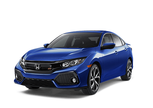 New Honda Civic Si Sedan near Salisbury