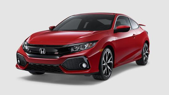 Civic Si Coupe 6-Speed Manual