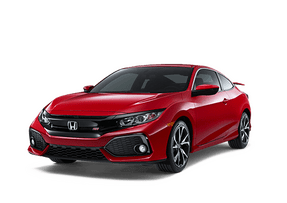 New Honda Civic Si Coupe at Chattanooga
