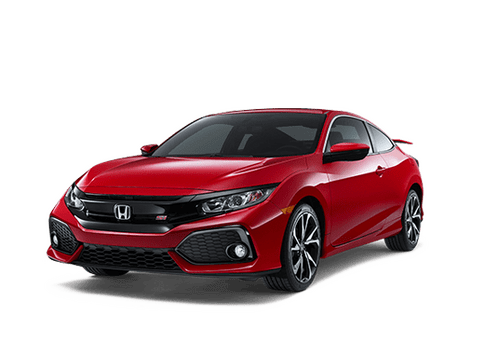 New Honda Civic Si Coupe in