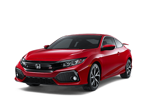 New Honda Civic Si Coupe near Chattanooga