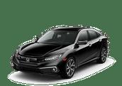 New Honda Civic at Petaluma