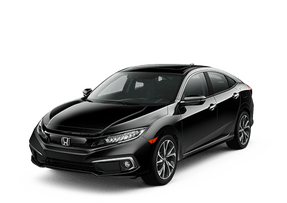 New Honda Civic at Chattanooga